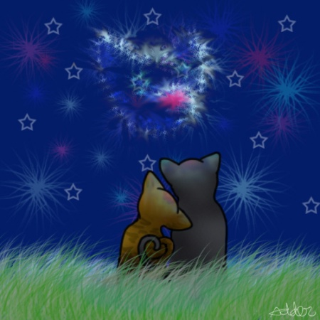 new_year__s_day_by_foxyadder1